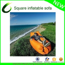 free shipping Portable lnflatable sleeping bag Wind Bed lounger air sofa air bed lazy bag air couch for Travelling Camping