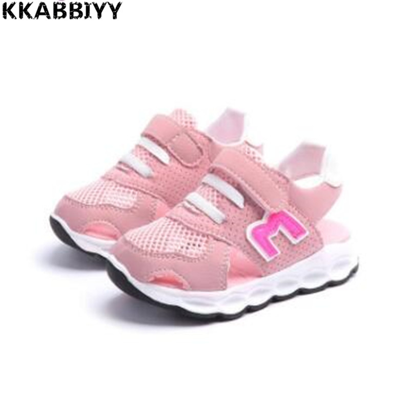 LOVELY Genuine Leather Girl Children Sandals Orthopedic shoes, Summer Kids/child's princess Shoes size 21-30