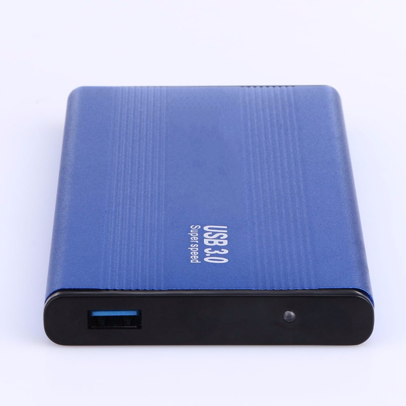 Sata to USB Hard Disk Drive Box High Speed 2.5″ USB 3.0 External Hard Drive HDD Enclosure / Case Aluminum Caddy HDD Box