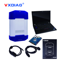 100% Original VXDIAG MULTI Diagnostic Tool For bmw Icom A2 A3 NEXT Car Doctor For BMW ICOM With T420 Laptop and Newest software