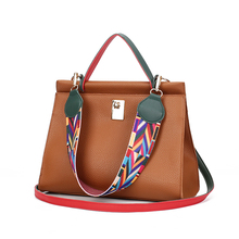 2017 women bags handbags women famous brands women PU leather handbags luxury ladies handbags frame shoulder bags bolsos mujer