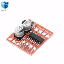 1pcs TZT teng.5A 2 way DC Motor Driver Module PWM Speed Dual H-Bridge Stepper L298N L9110