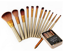 12 Pcs Kit De Pinceis Pinceaux Maquillage Maquiagen Pincel Makeup Brushes Set Brand Brush Styling Tools For Make Up beauty