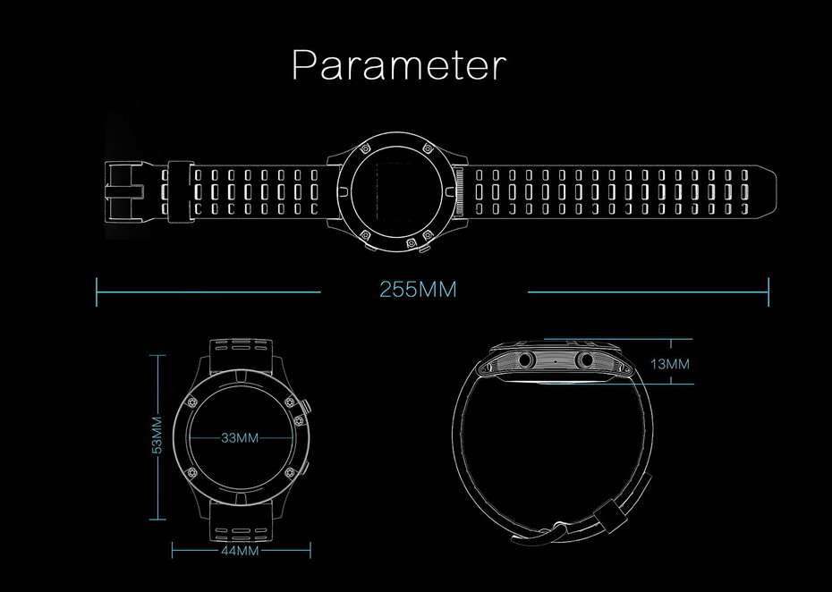 DTNO.1 F5 GPS Smart watch (16)