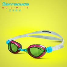 Barracuda Swimming Goggles FENIX JR #73855 Colorful water glasses for Junior 6-12 ages 5 colors(China)