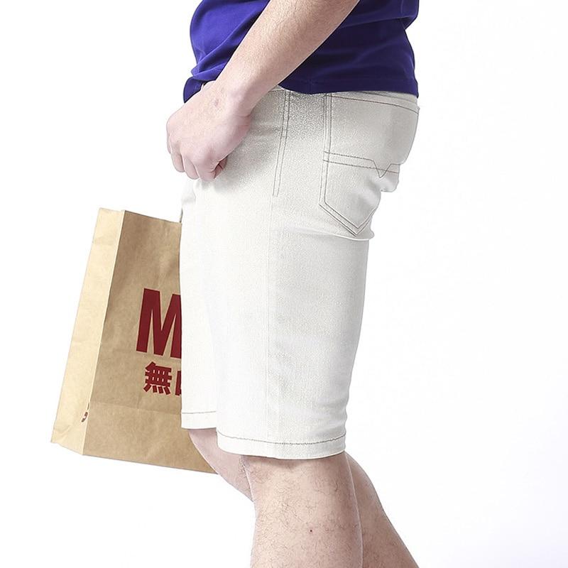 Jeans Shorts Men Brand Summer Short Knee-length Water Wash Denim Shorts Casual Slim Fit Skinny Cotton Bermuda Shorts HommeОдежда и ак�е��уары<br><br><br>Aliexpress