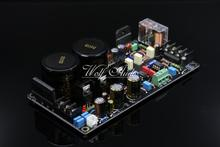 DIY KIT LM3886 DC Servo 68W+68W Output Power Amplifier Board 5534 Standalone op amp Audio Amp(China)