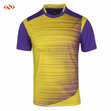 ensemble football survetement 2016 2017 men soccer jersey shirt can custom painting name and number quick drying shirt clothes