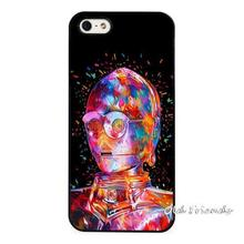 CP30 Star Wars Robot Droid Colourful Phone Case Cover for iphone 4 5s 5c SE 6 6s 6plus 6splus Samsung galaxy s3 s4 s5 s6 s7 edge