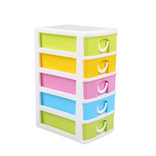 Hot Selling Mini Five Layers Storage Cabinet Drawer Type Multifunction Storeage
