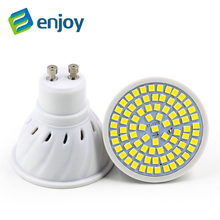 led lamp led GU10 LED Bulbs 220V 110V Cold white warm white LED lights E27 E14 MR16