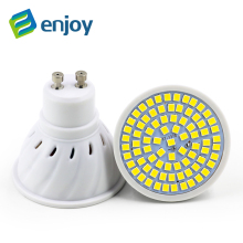 led lamp led GU10 LED Bulbs 220V 110V Cold white warm white LED lights E27 E14 MR16(China)
