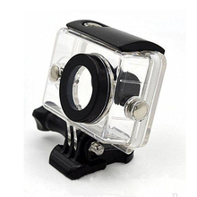 Top Deals 40M camera Waterproof Custodia Case Cover kit for Xiaomi Yi DV(China)