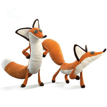 The Little Prince Plush Dolls The Little Prince And The Fox Stuffed Animals Plush Education Toys For Baby WJ361