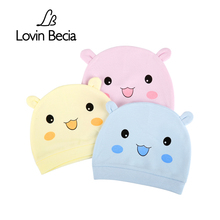 LOVIN BECIA  Baby hat Cute Cotton hats for Newborns baby caps handmade Children Kids Born boy girls beanie hatchimals infantil