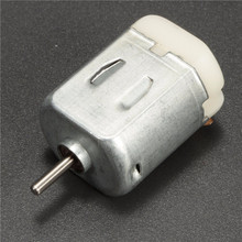4Pcs Miniature Small Electric Motor Brushed 1.5V - 12V DC for Models Crafts Robots Hot(China)