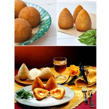 Italy Rice Mold arancinotto 160g Rice Meat Vegetable Roll Mould Round and Cone Shape Optional