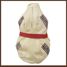High quality Anime Cosplay Naruto Calabash Bag Canvas Fashion Men's Personalized of The Gourd Bag Shoulder Backpacks