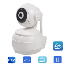 Home Security IP Camera 3G 4G SIM Card Wireless Mini Surveillance Network Wifi 720P Night Vision CCTV Camera Wi-Fi Baby Monitor(China)