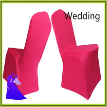 New style spandex wedding chair covers top manufacturer made in China(China)
