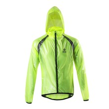 Men's Rain Jacket for Cycling