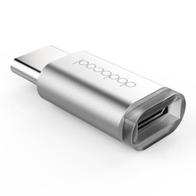 dodocool Mini USB-C to Micro USB Adapter Convert USB Type-C to Micro-USB Connector for MacBook /ChromeBook Pixel / For Nexus 5X