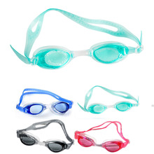 Waterproof Silicone Anti Fog UV Shield Swimming Glasses Goggles Eyewear Eyeglasses For Men Women Children Outdoor Water Sports