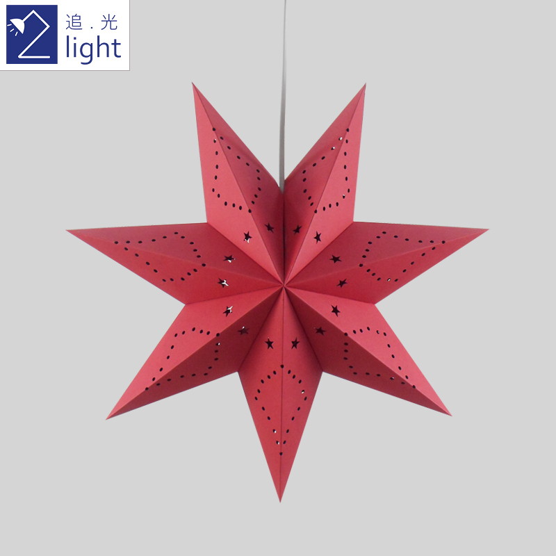 Wholesale Handmade Paper Lampshade Christmas decorations with free shipping<br><br>Aliexpress