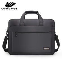 Laptop Briefcase Handbag Messenger-Bag Oxford Business Men Casual 14 Waterproof Fashion