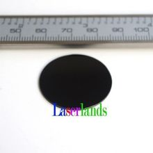 27mm Laser Filter Blue Green Red 400nm-750nm thru Infrared IR 808nm-1064nm