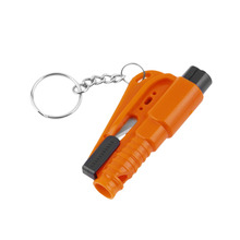 New Car Auto Emergency Safety Hammer Belt Window Breaker Cutter Escape Tool In Stock Free Shipping(China)