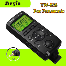 MEYIN TW-836/L1 TW836 LCD Timer Intervalometer Remote Shutter Cable Control for For Panasonic G1 Gf1 Gh2 Gh1 G3 Gx1 LC-1 L1