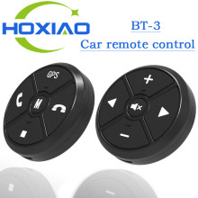 Car steering wheel remote control for 2 DIN DVD player Universal car remote control(China)
