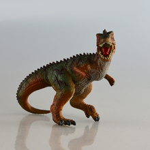 Starz Big Size Hollow Jurassic Giganotosaurus Plastic Animals Toys Dinosaur Model Action Figures Boys Gift Green Type(China)