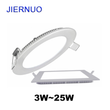 3W~30W Round/Square Led Panel Light Ultra thin design Downlight lighting Led ceiling down lightAC 85-265V Driver AE