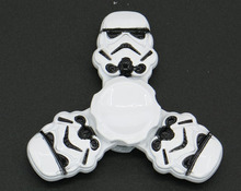 High quality star war Alloy Finger Spinner Cheap High Speed Hand Spinner Ultra Fast Cartoon Game Fidget Spinner Metal Relieve St