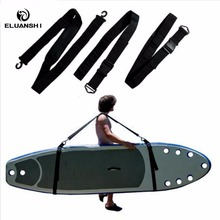 Adjustable Carry Shoulder Strap Sling Stand Up Board Surf Surfboard Sup surfing Paddleboard Unisex water sports diving boat fins(China)