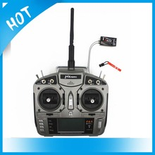 Full range 2.4GHz 6 channel radio  controller with S603 receiver RX surpass DX6i JR FUTABA for Quadcopters