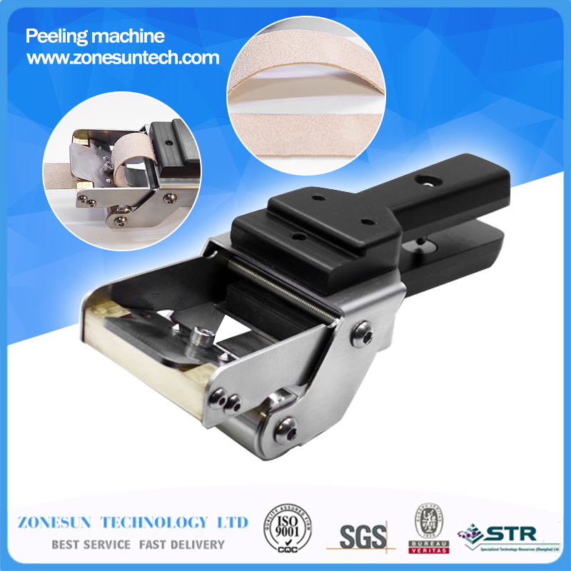 Free shiping leather paring machine Manual leather skiver Leather splitter with 5pcs double sharping blade <br><br>Aliexpress