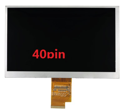 LCD Display Matrix For 7 Tesla Magnet 7.0 Tablet 30pin or 40pins LCD Screen Replacement Panel Parts Free Shipping<br><br>Aliexpress