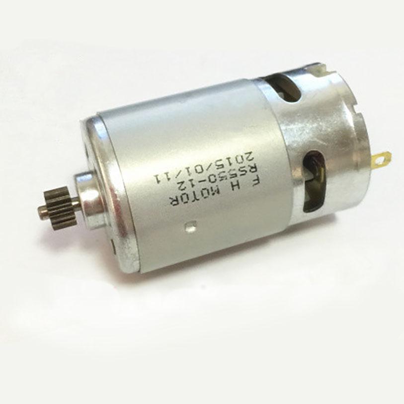 DC Motor 7.2V 9.6V 10.8V 12V 14.4V 16.8V 18V For Makita DeWalt BOSCH Milwaukee Electric Drill Screwdriver