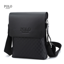 Designer Videng POLO Bags Hot Sale Messenger Bag Men Leather High Quality Crossbody Man Shoulder Bag