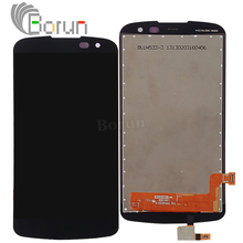For LG K3 K100 LS450 Original LCD Display with Touch Screen Panel Digitizer Assembly suitable for LG K3 Boost mobile Replacement