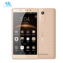 Original Leagoo M8 MT6580A Quad Core Android 6.0 Smartphone Fingerprint 2GB RAM 16GB ROM 13MP 5.7 Inch 1280x720P Mobile Phone