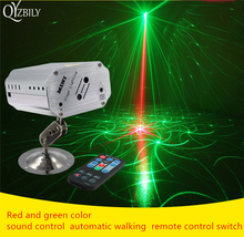 DJ Stage Light Party Lights Moving Head LED Par Ir Laser Effect Disco Club  Show Lumiere Colorful Ktv Bar Wedding Stage Lighting
