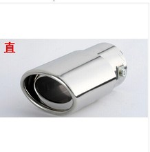 Stainless Steel tail pipes Liana muffler exhaust pipe modified special decoration for Suzuki Swift Shangyue SX4  Car styling
