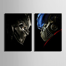 E-HOME Oil Painting Transformers Decoration Painting Home Decor On Canvas Modern Wall Art Canvas Print Poster Canvas Painting
