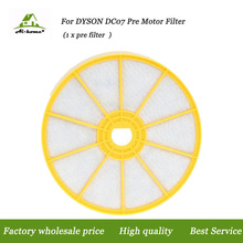 For Dyson DC07 Washable Pre Motor Filter Designed Fit for Dyson DC07 Pre-Motor Filter Part # 904979-02 Vacuum Cleaner Accessory