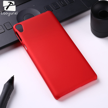 Oil-coated Matte Phone Case For Sony Xperia E5 F3311 F3313 5.0 inch Cover Mobile Phone Accessories Bags Hood Case For Sony E5