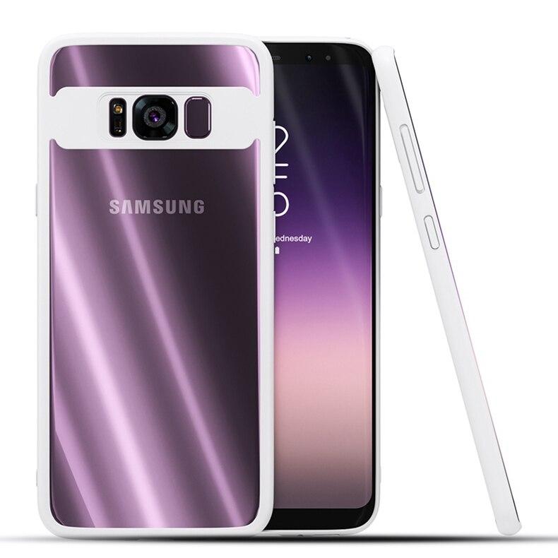 Samsung Galaxy S8 PC + TPU Case (1)